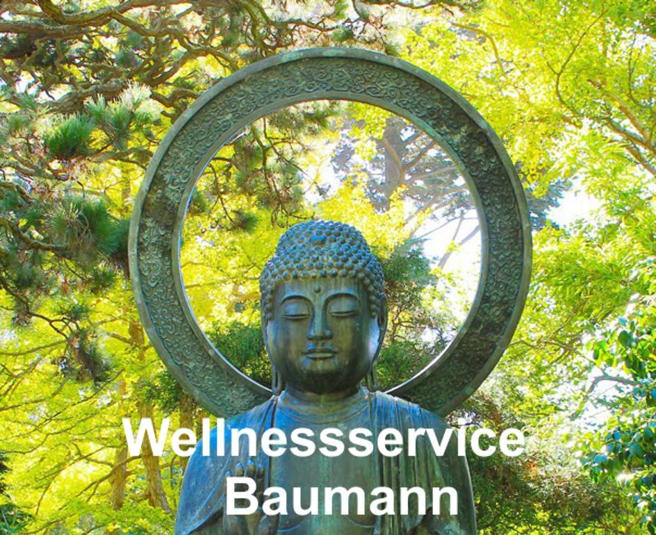 Wellnessmassage beim Wellnessservice Baumann in der Limes-Therme in Aalen
