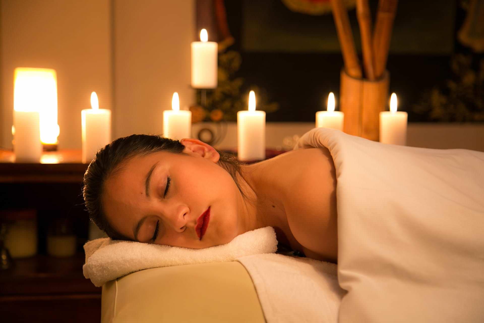 Angebotene Massagen